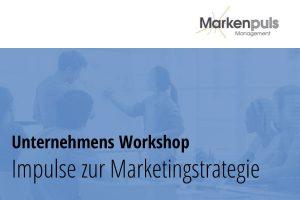 Marketingstrategie Workshop im Unternehmen