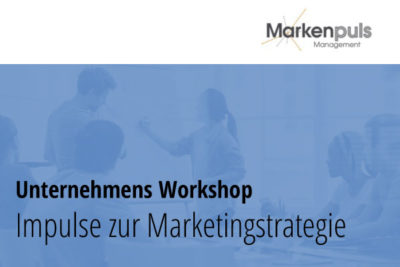 Marketingstrategie Workshop im Unternehmen