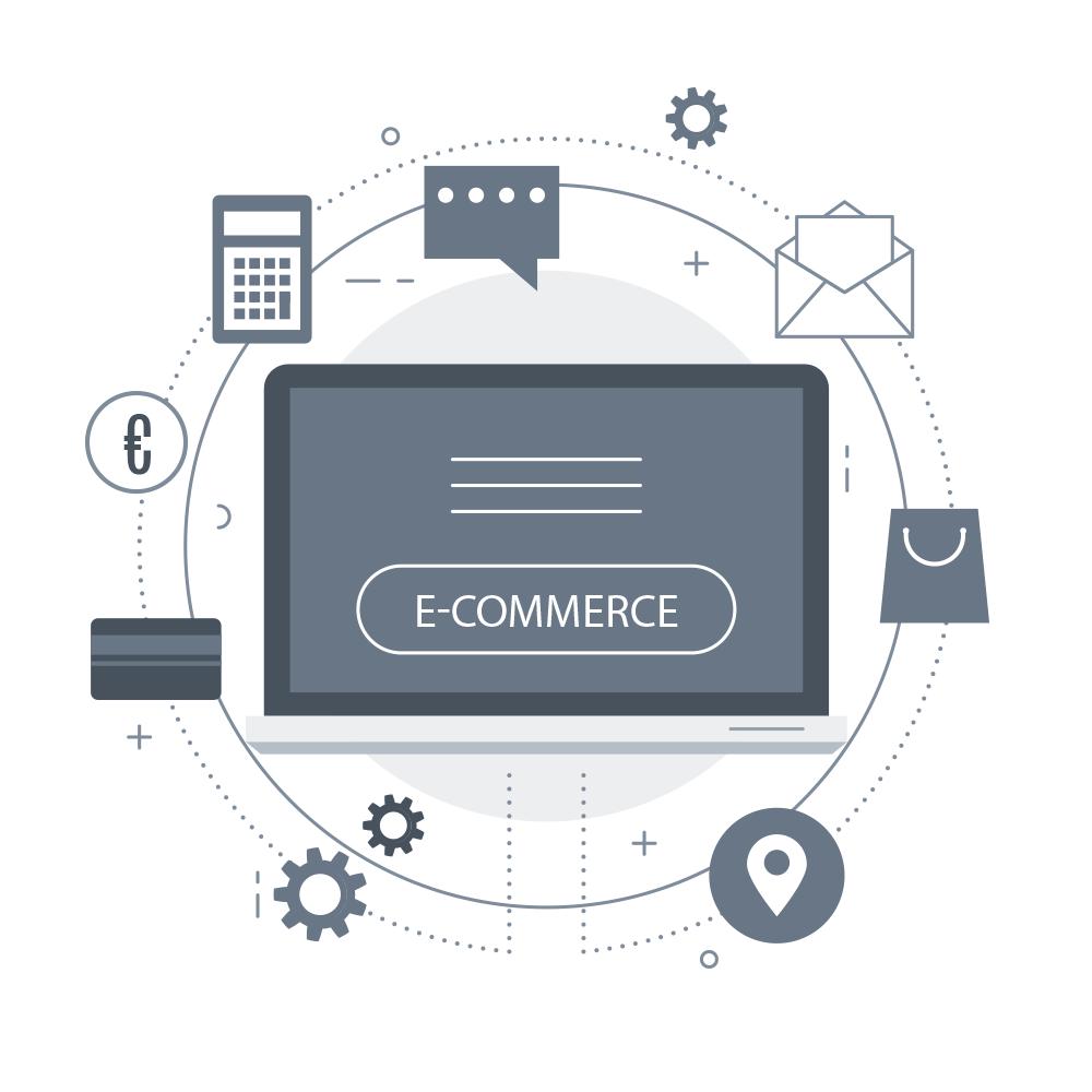 Unternehmensberatung zu Geschäftsmodell E-Commerce und Online-Marketing