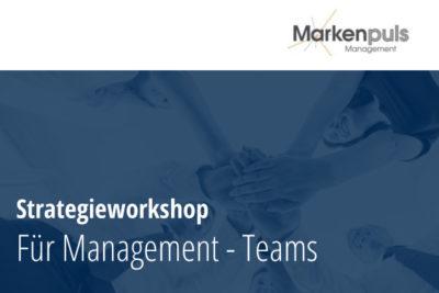 Strategieworkshop Management Teams
