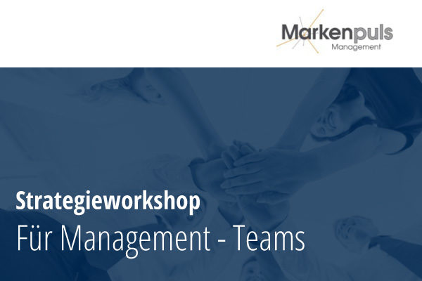 Strategieworkshop Management Teams